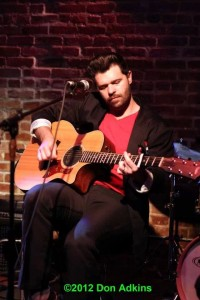 Stephen Petree for the Songwriter Series